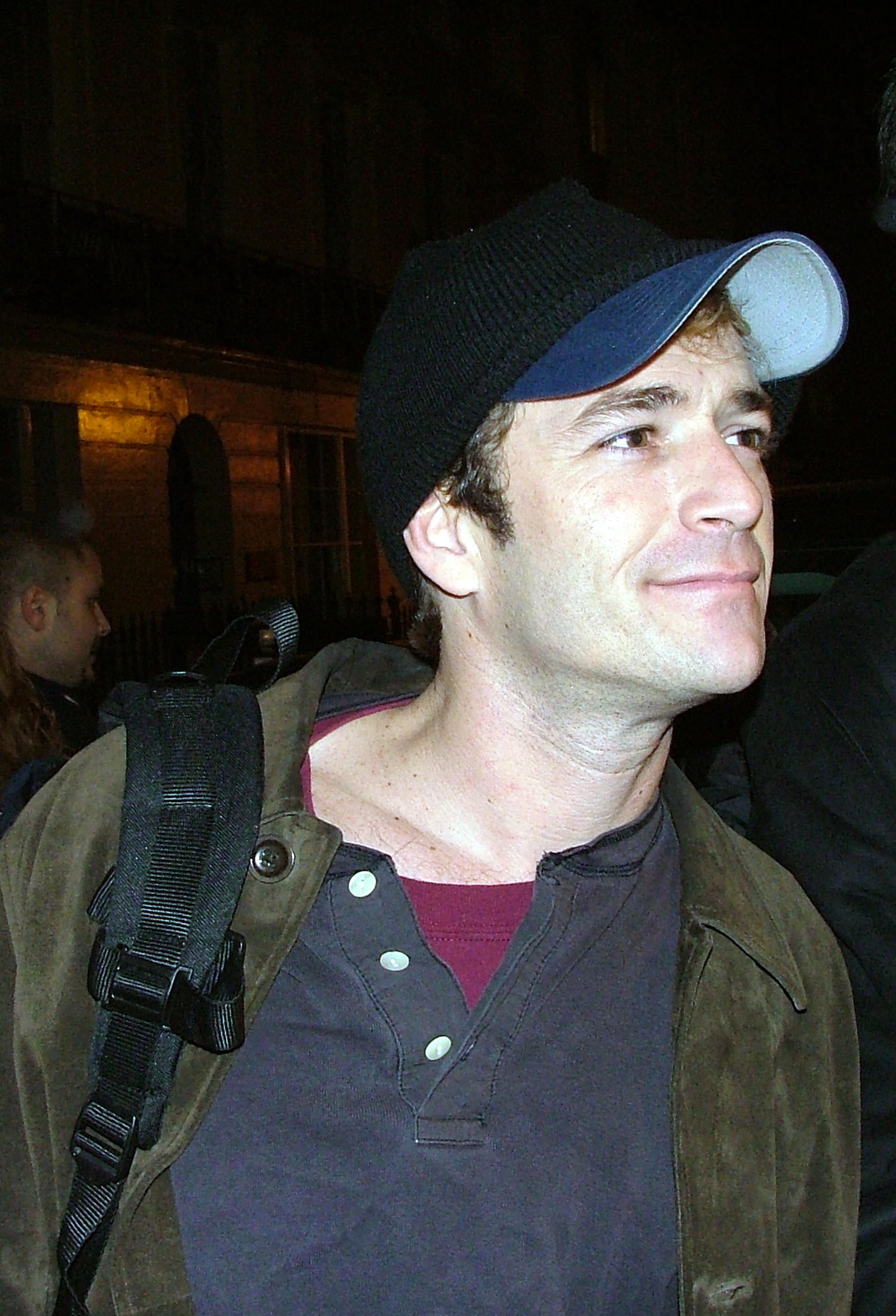 Photo of Luke Perry: American actor