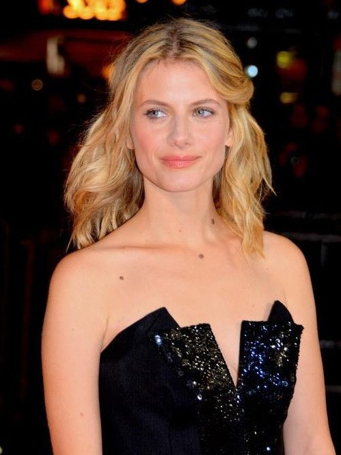 Photo of Mélanie Laurent: French actress, model, director, singer, and writer