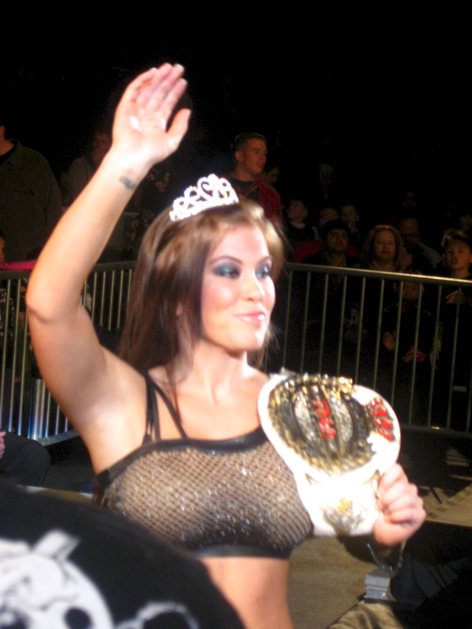 Photo of Madison Rayne: Professional wrestler