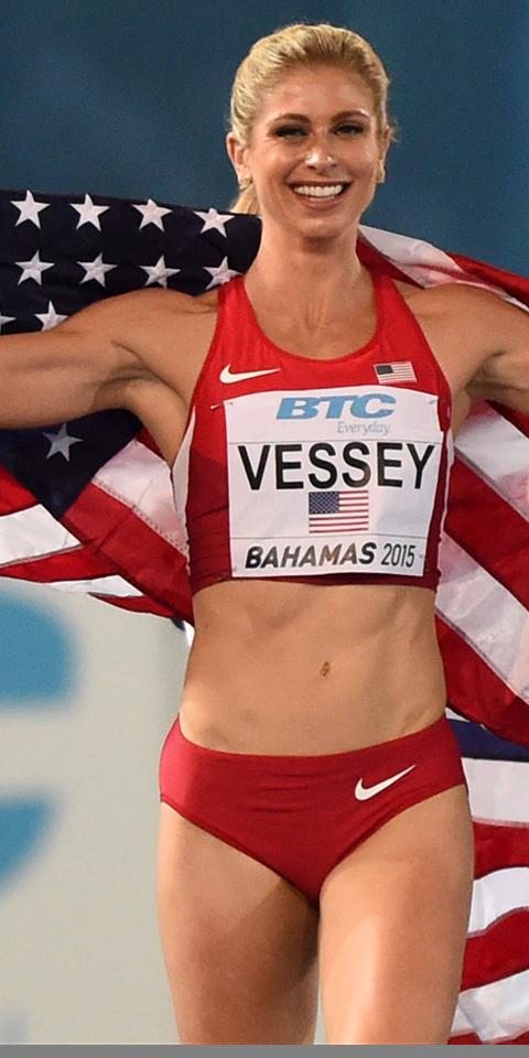 Photo of Maggie Vessey: American distance runner