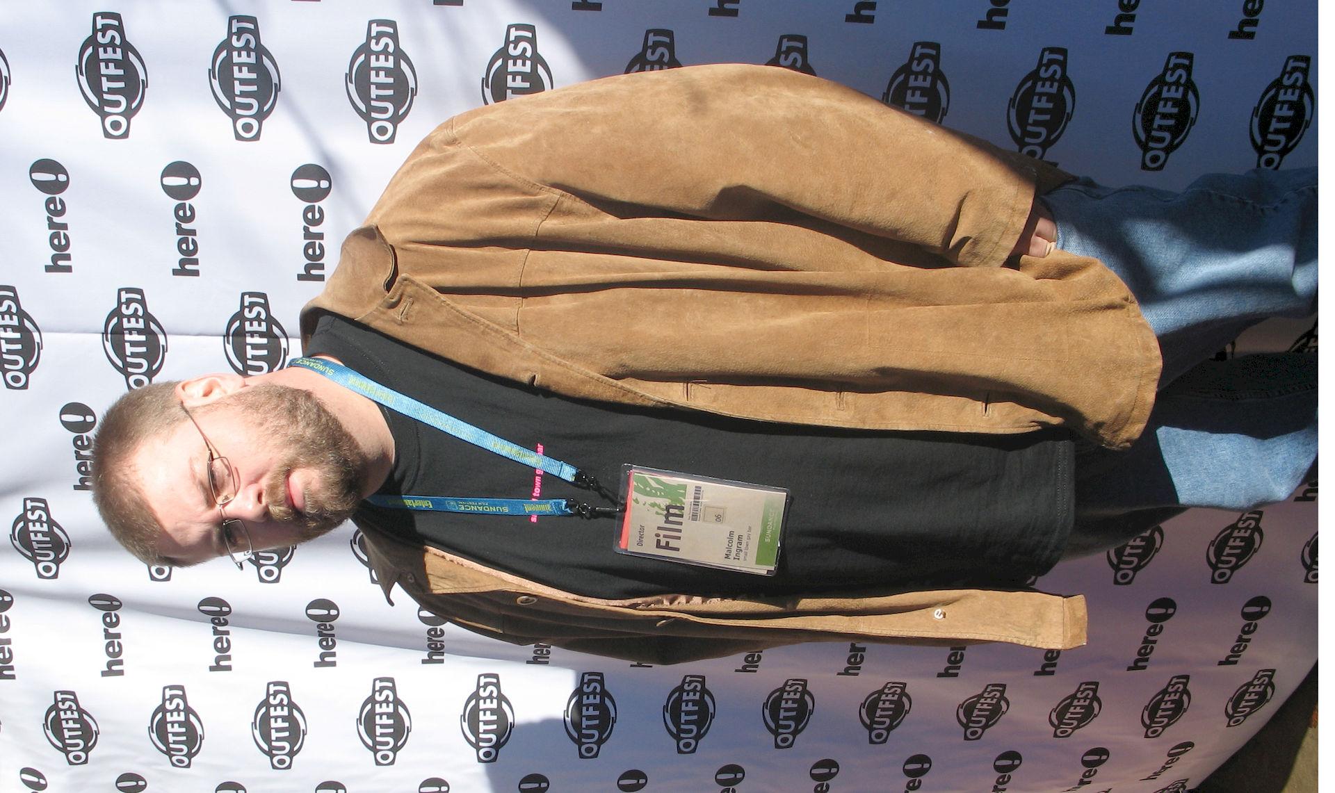 Photo of Malcolm Ingram: Canadian film director