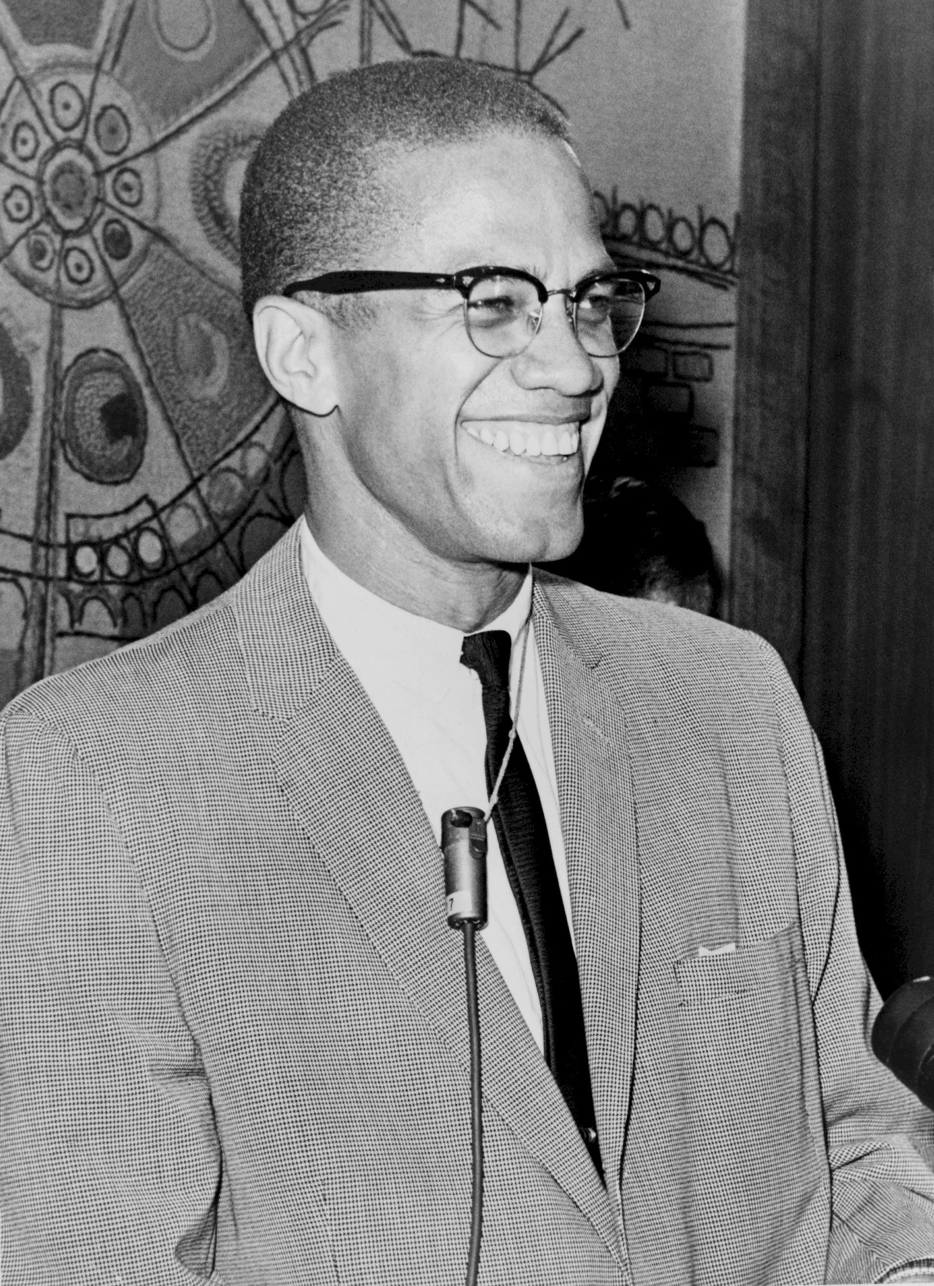 Photo of Malcolm X: American human rights activist
