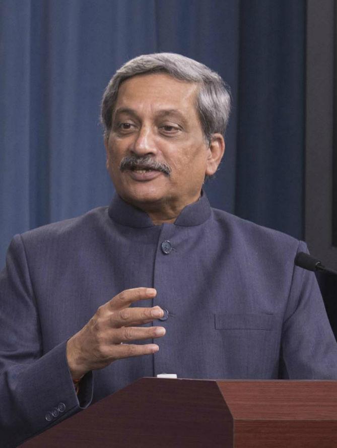 Photo of Manohar Parrikar: Indian politician
