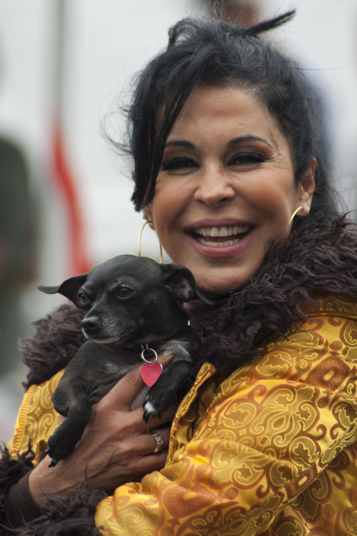 Photo of María Conchita Alonso: Cuban-American Venezuelan-raised singer/songwriter and actress