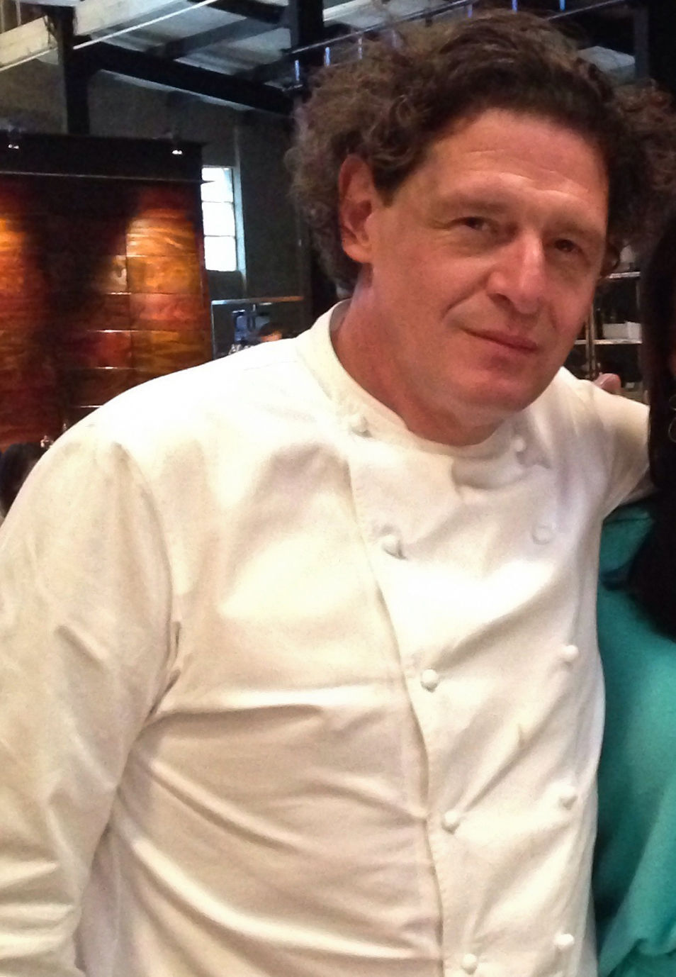 Photo of Marco Pierre White: English chef and restaurateur