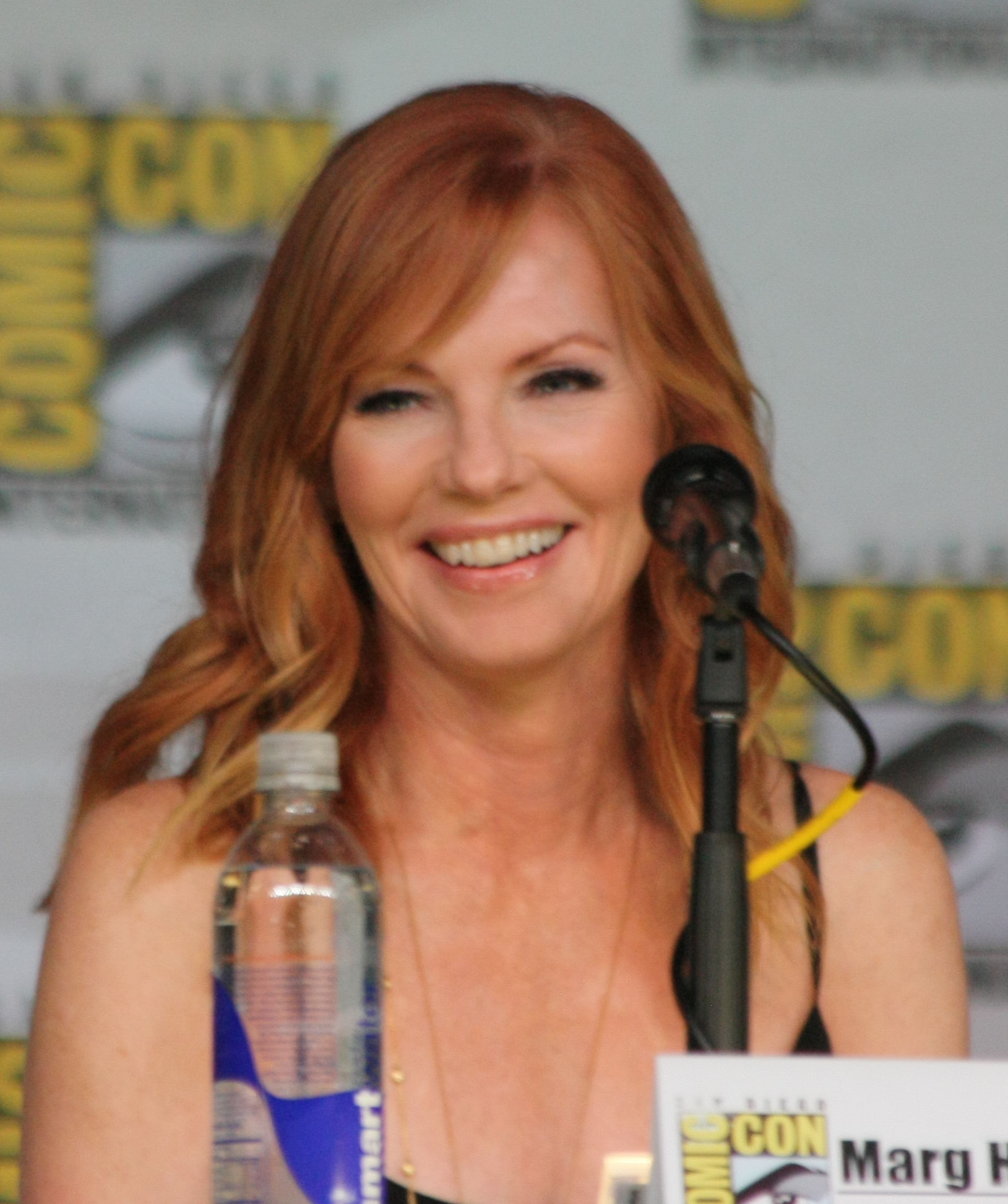 Photo of Marg Helgenberger: American actress