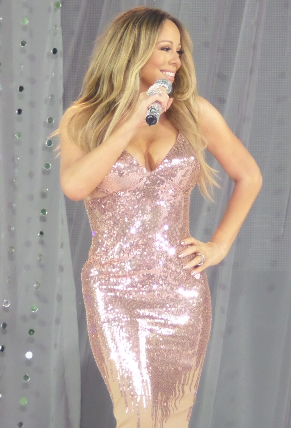 Photo of Mariah Carey: American singer and actress
