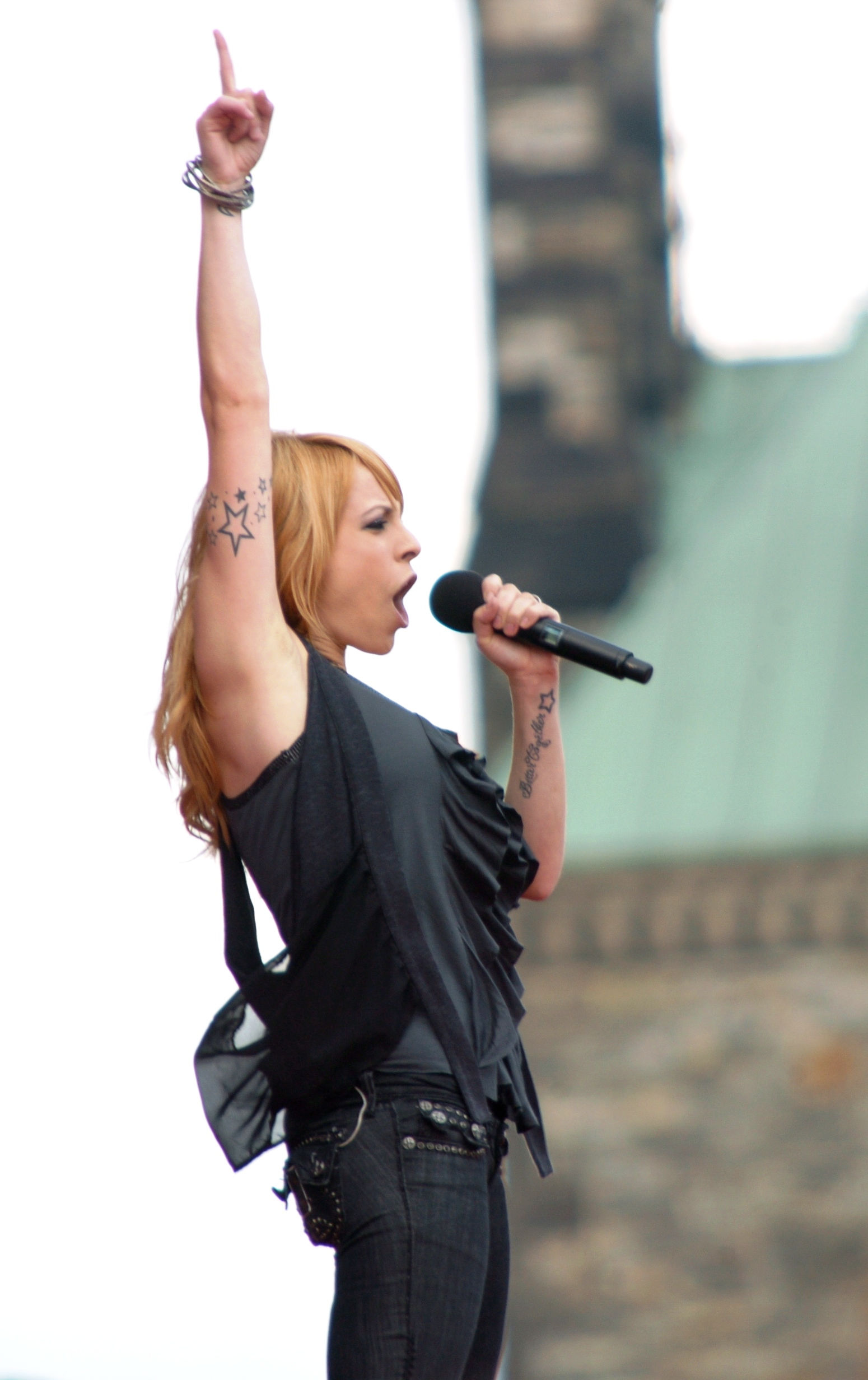 Photo of Marie-Mai: Canadian singer