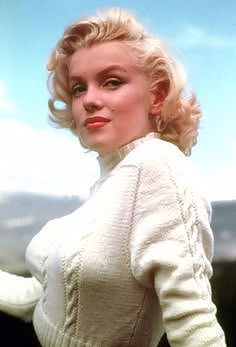 Photo of Marilyn Monroe: American actress, model, and singer