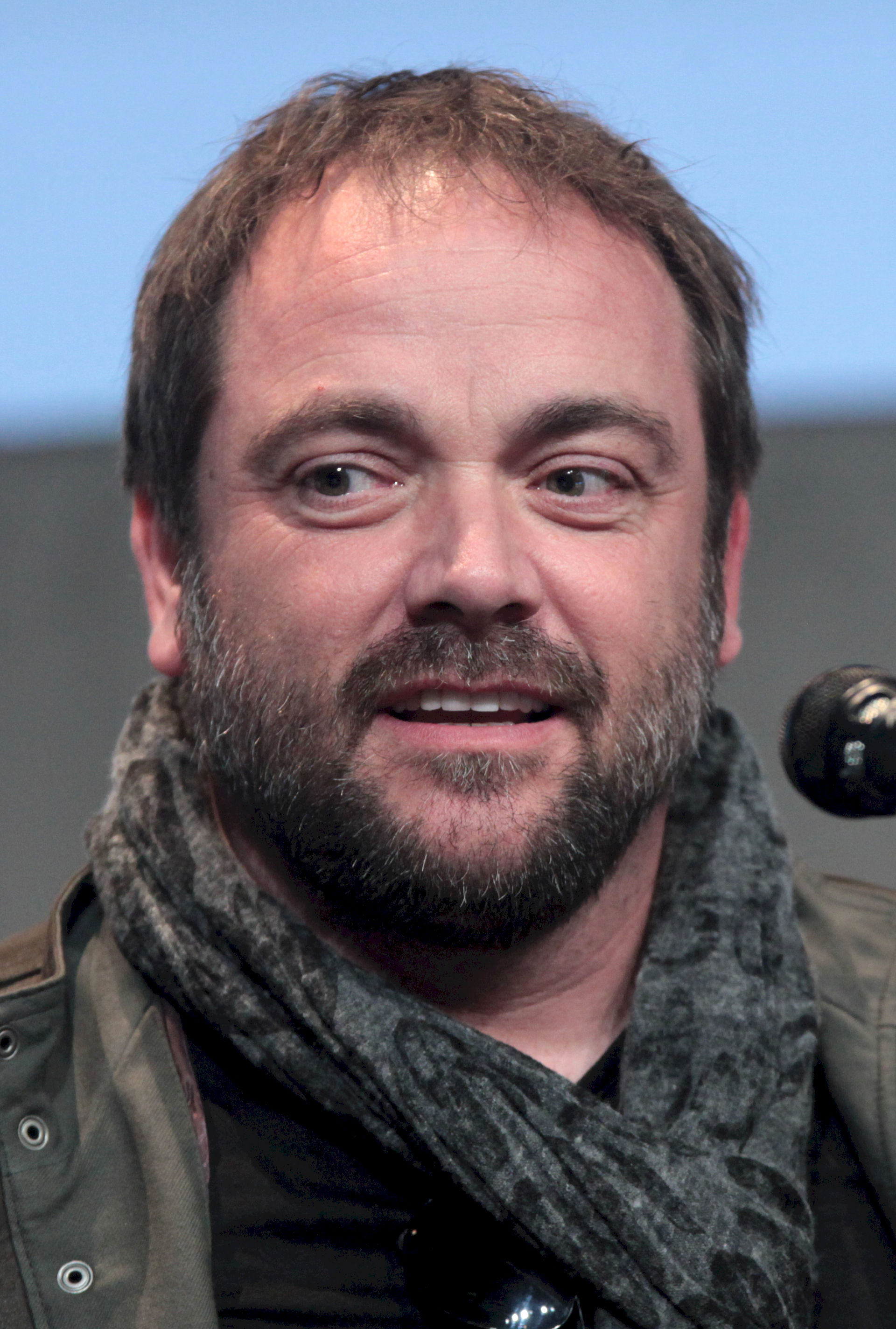 Photo of Mark Sheppard: English actor and musician