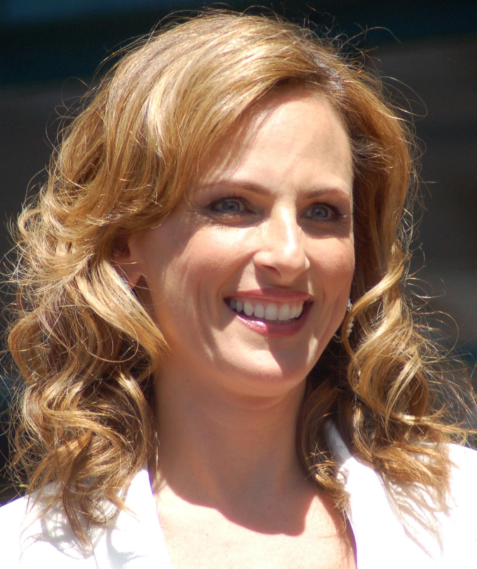 Photo of Marlee Matlin: Actress