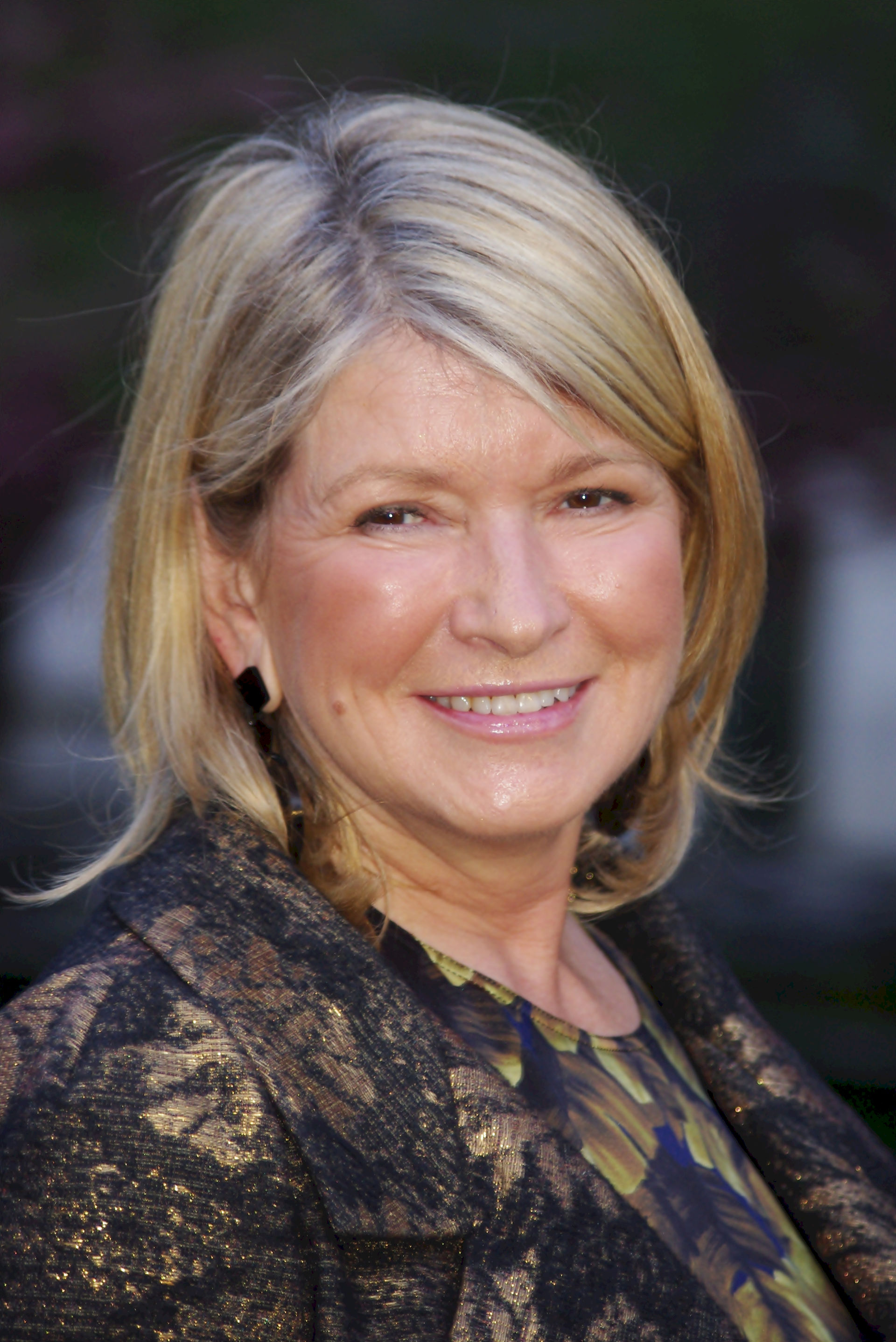 Photo of Martha Stewart: American businesswoman, writer, television personality, and former fashion model