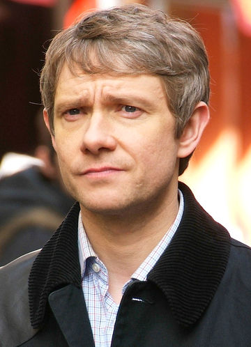 Photo of Martin Freeman: English actor