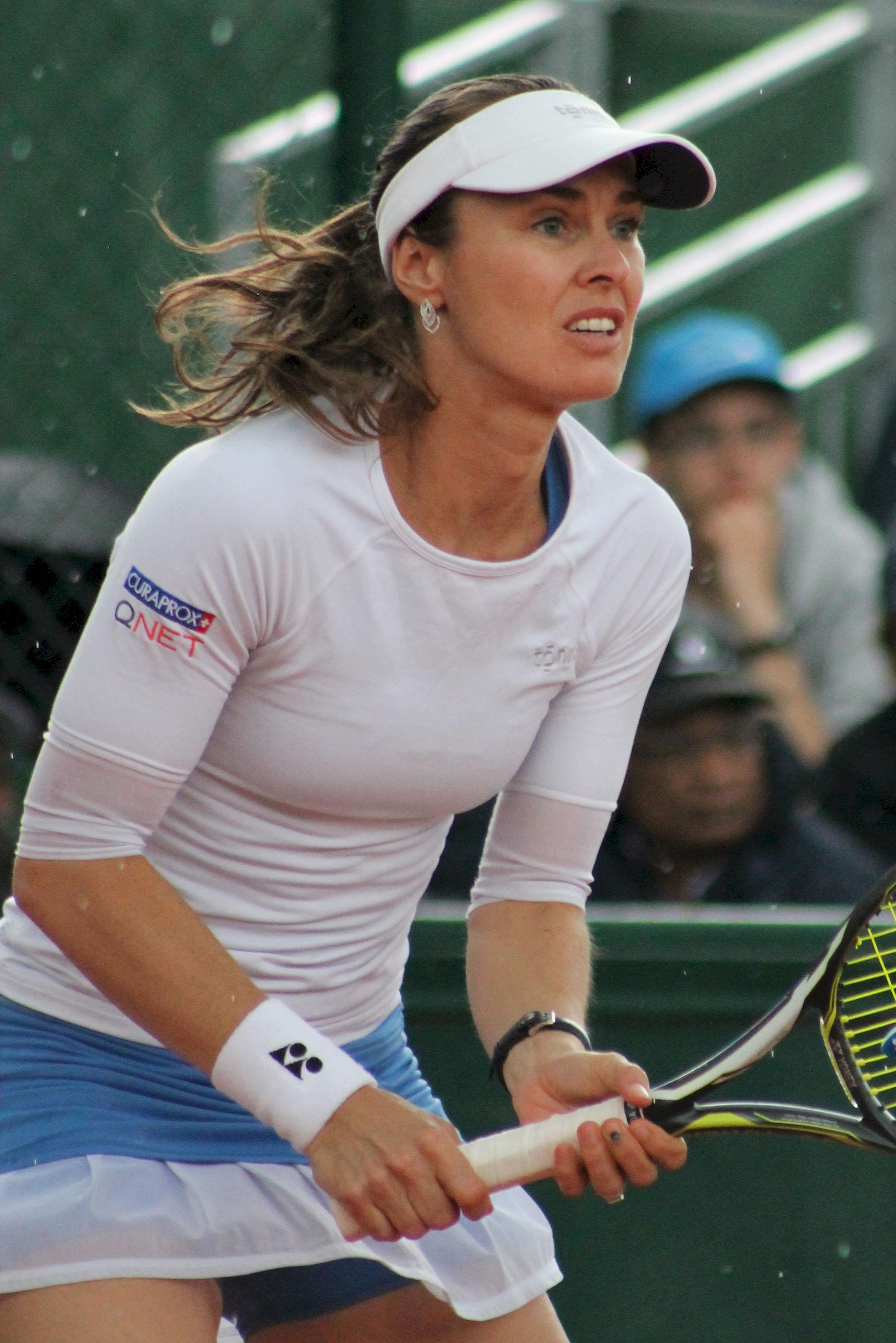Photo of Martina Hingis: Swiss tennis player