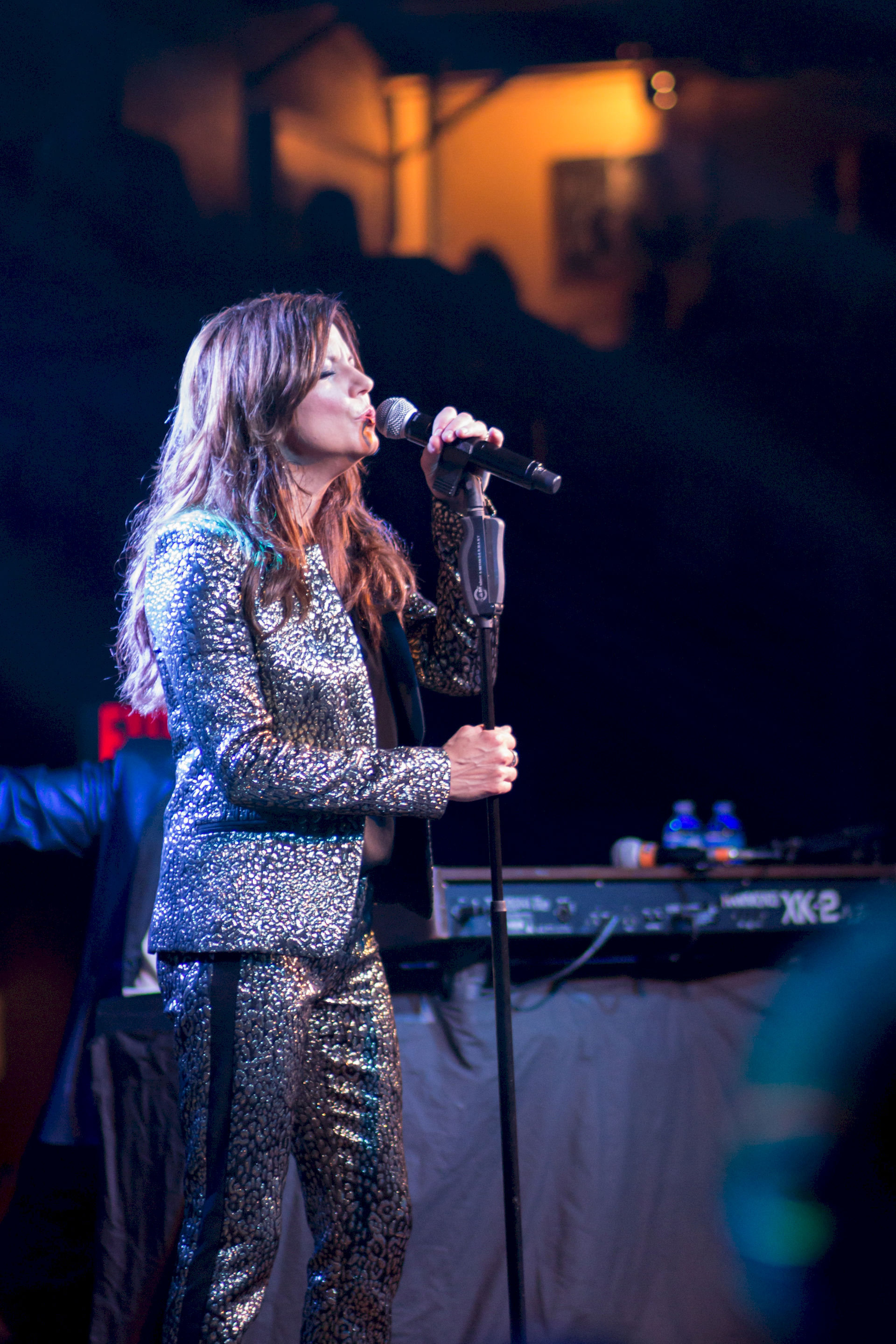 Photo of Martina McBride: American country music singer and songwriter