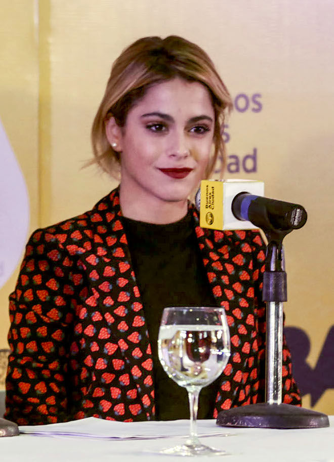 Photo of Martina Stoessel: Argentine actress and singer