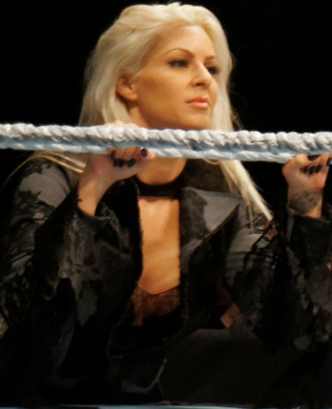 Photo of Maryse Ouellet: French-Canadian professional wrestler, model and business woman