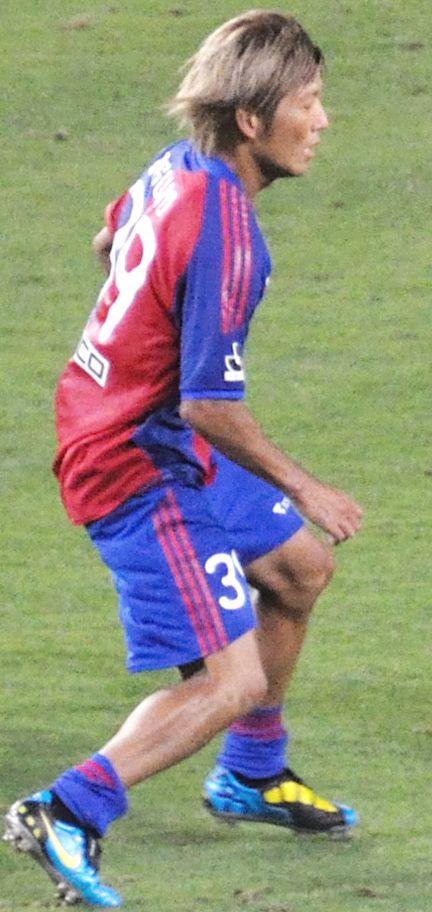 Photo of Masashi Oguro: Japanese footballer