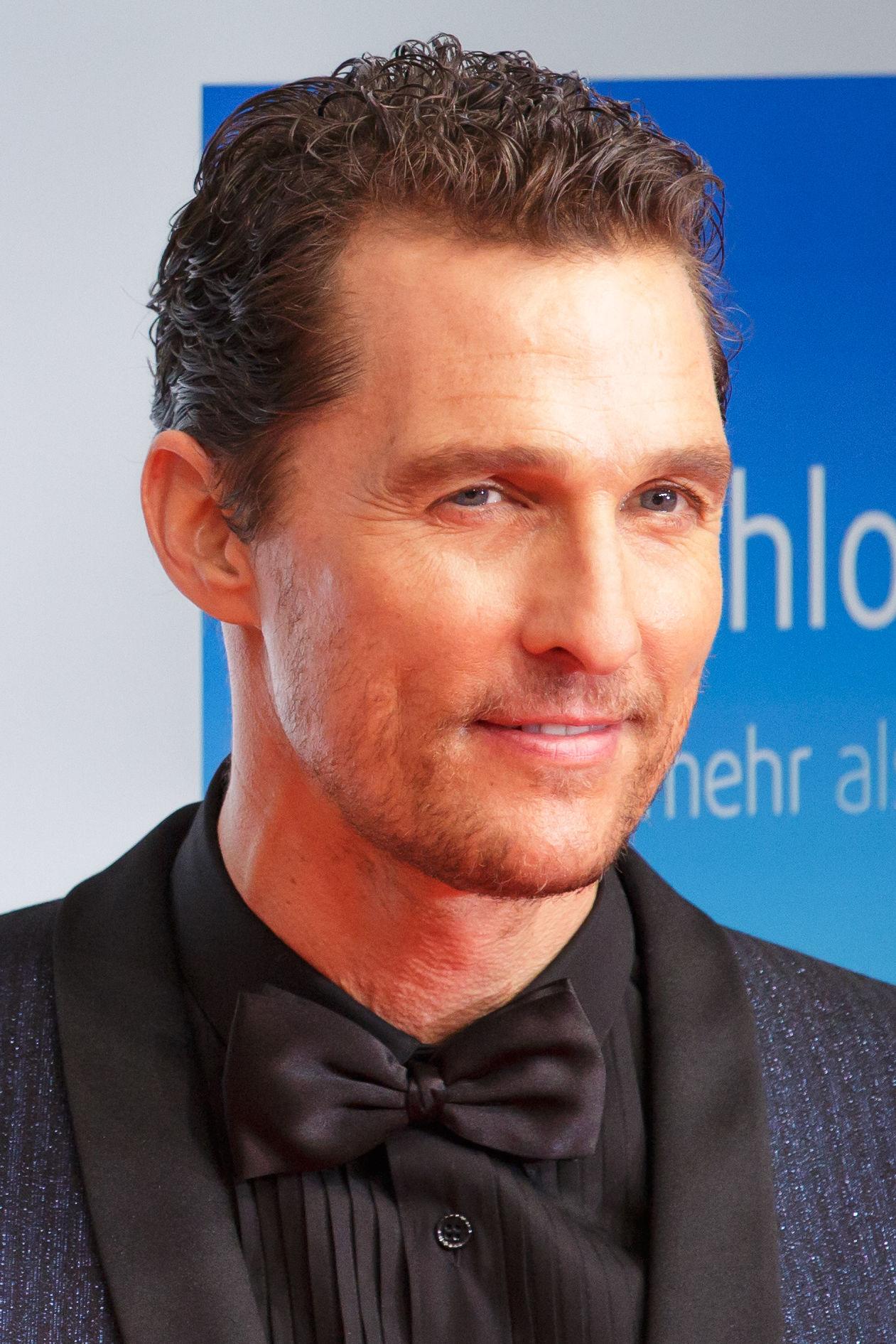 Photo of Matthew McConaughey: American actor