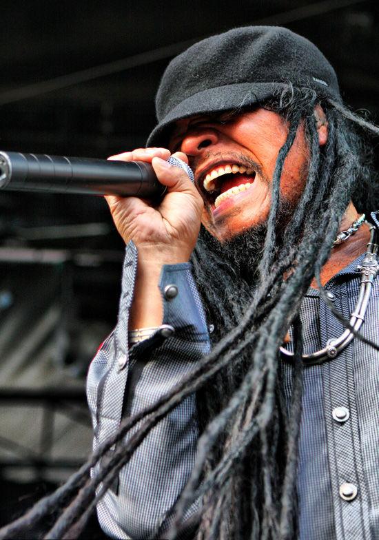 Photo of Maxi Priest: London reggae/pop singer
