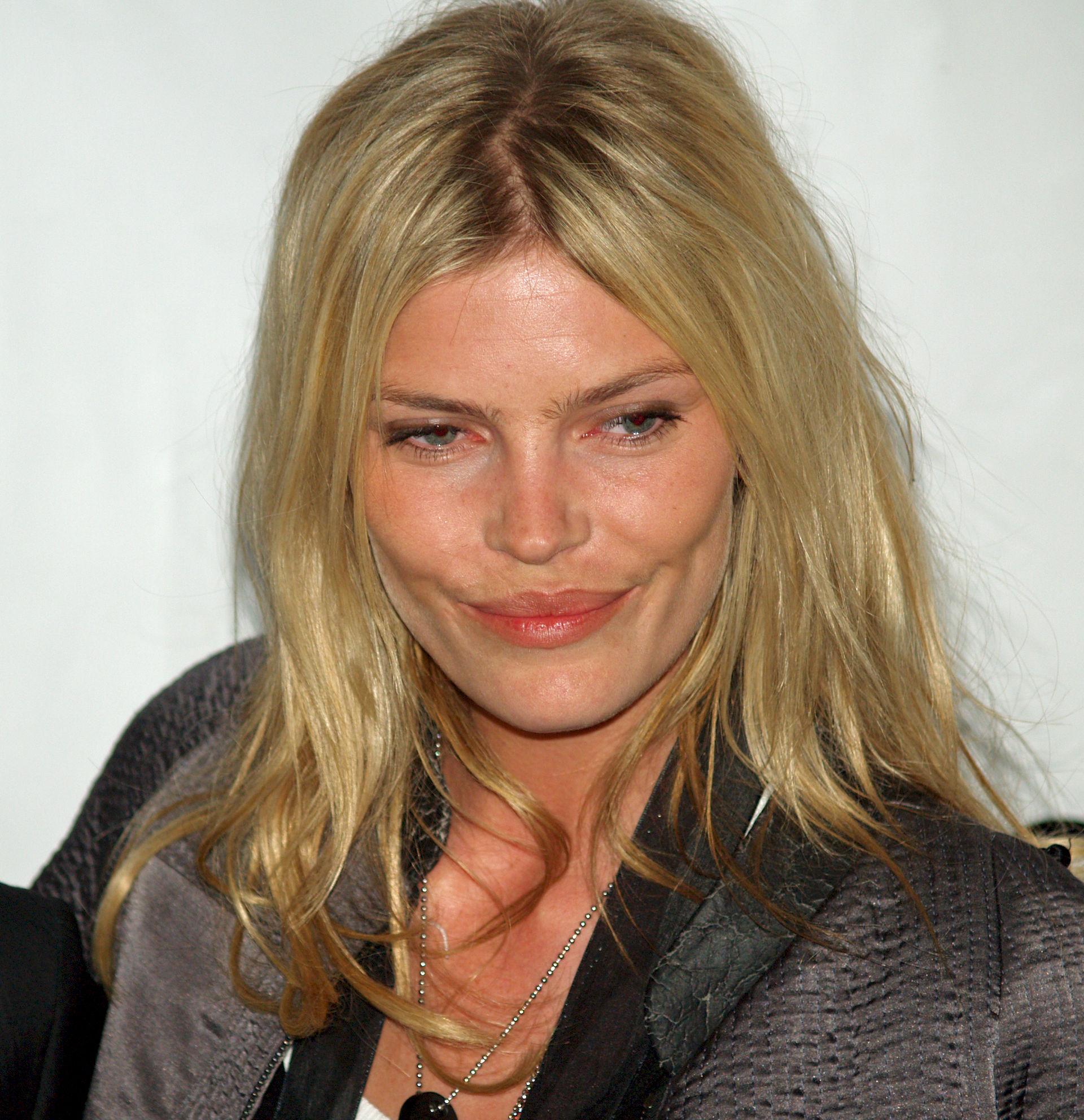 Photo of May Andersen: Danish supermodel
