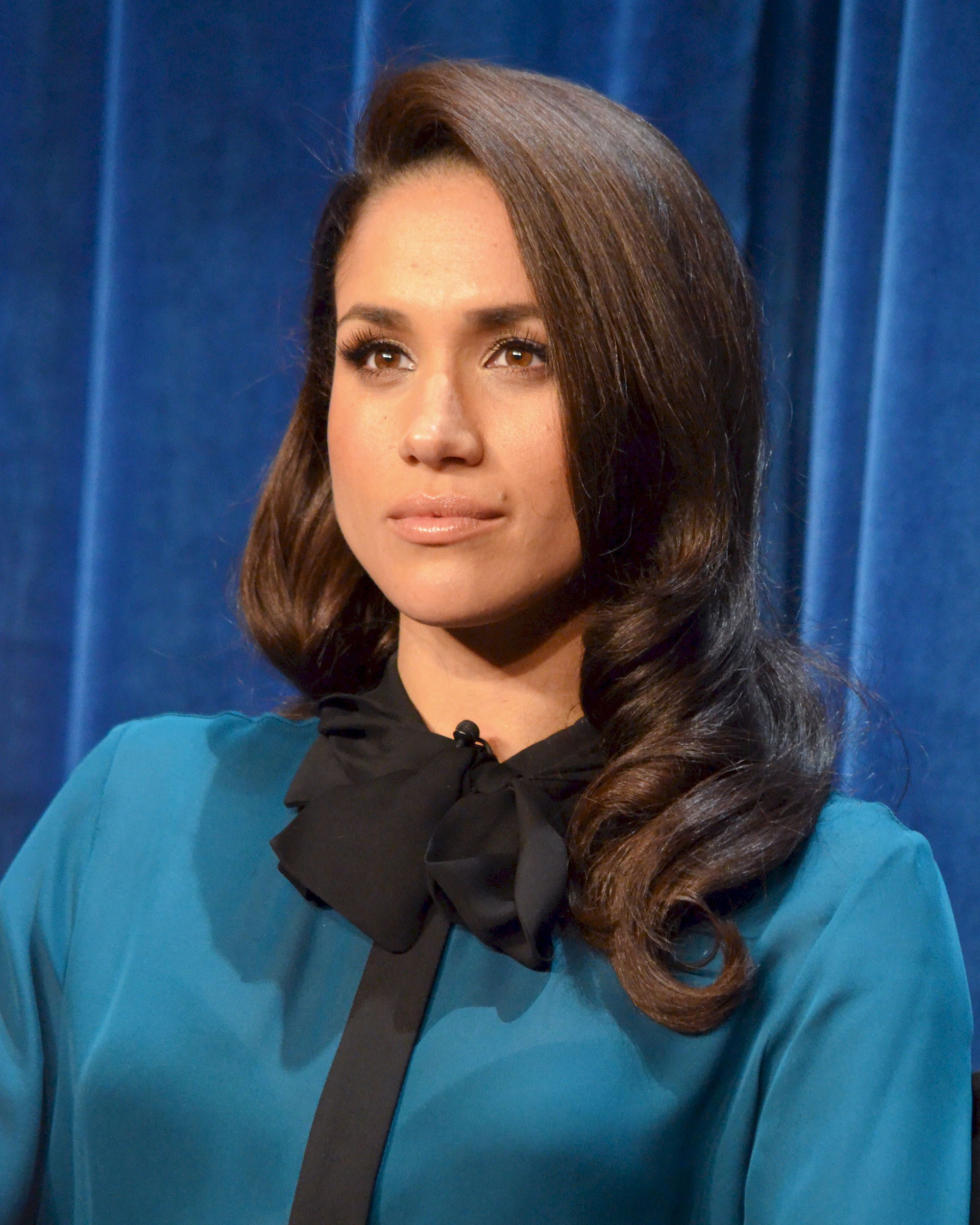 Photo of Meghan Markle: American fashion model, spokesmodel, and actress
