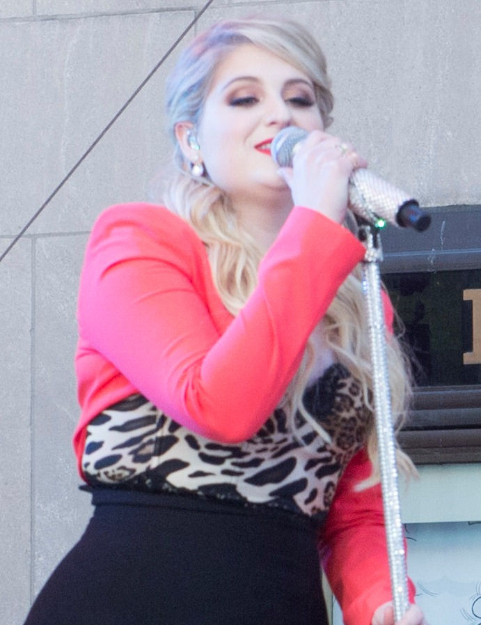 Photo of Meghan Trainor: American singer-songwriter, musician, and producer