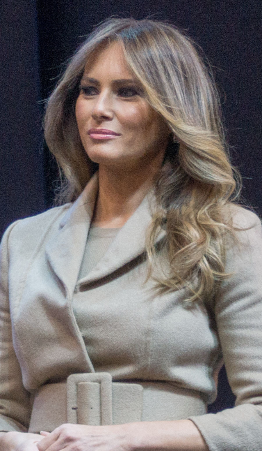 Photo of Melania Trump: Slovenian model, wife of Donald Trump