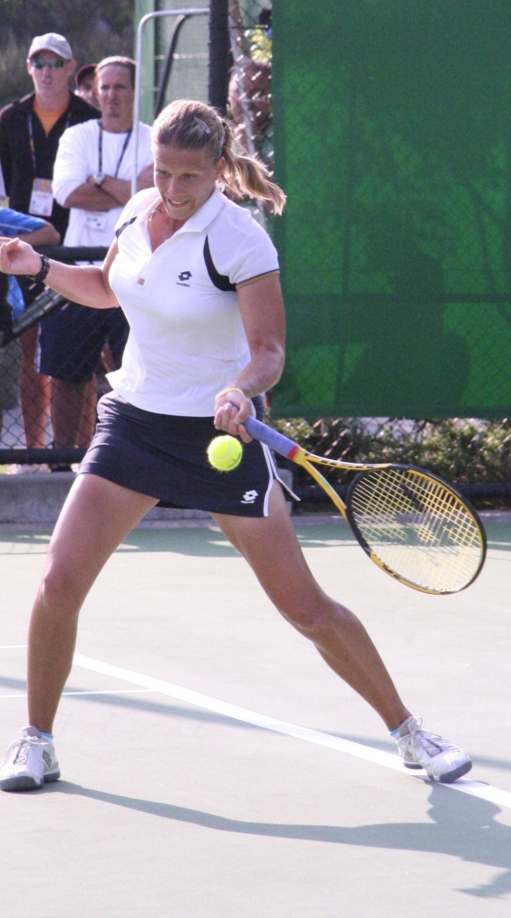 Photo of Melinda Czink: Hungarian tennis player