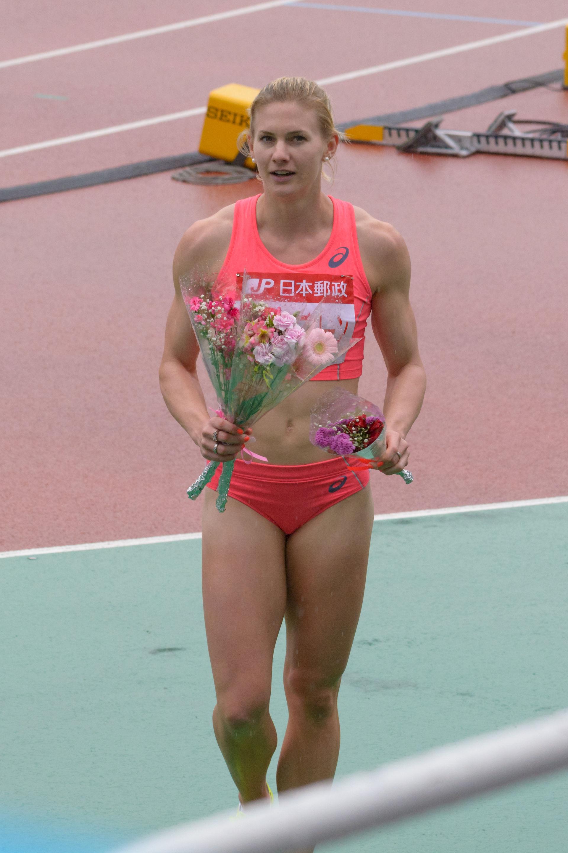 Photo of Melissa Breen: Australian sprinter