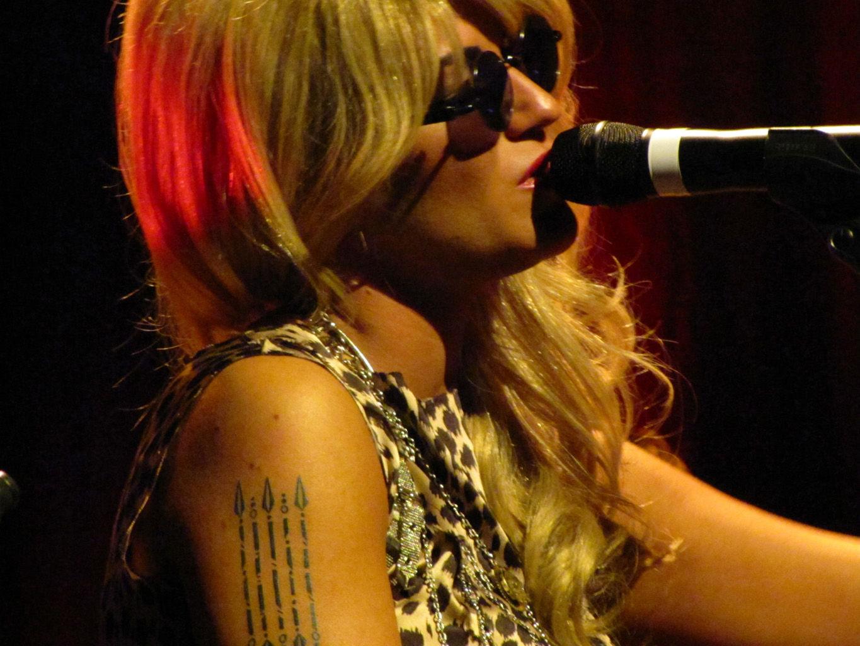 Photo of Melody Gardot: American pop and jazz singer