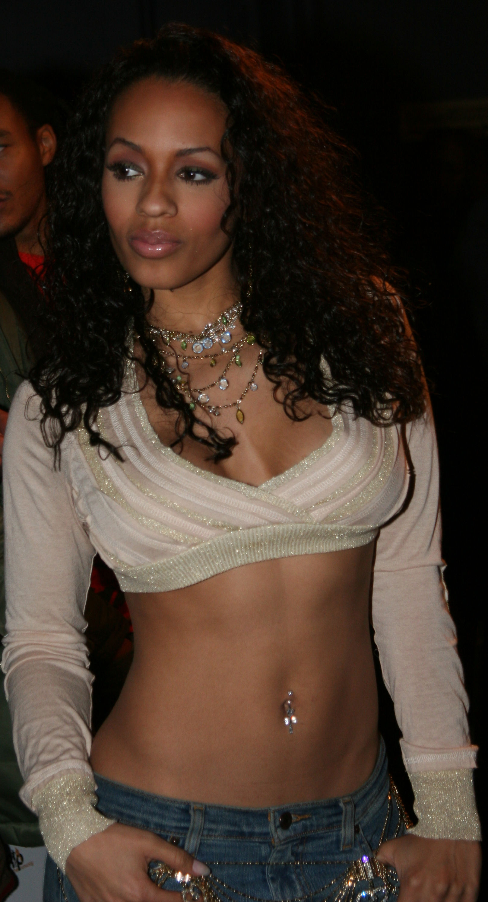 Photo of Melyssa Ford: Canadian-American hip-hop model, actress, and television personality