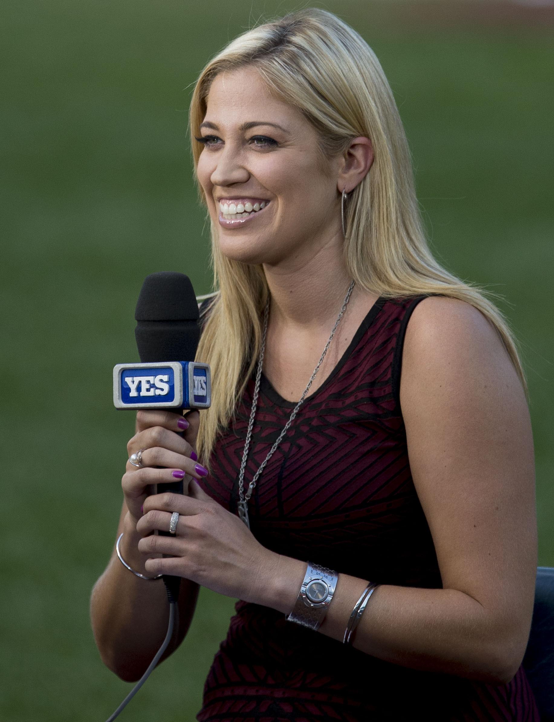 Photo of Meredith Marakovits: Sports reporter