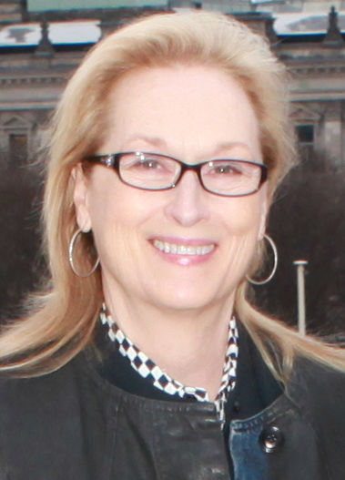 Photo of Meryl Streep: American actress