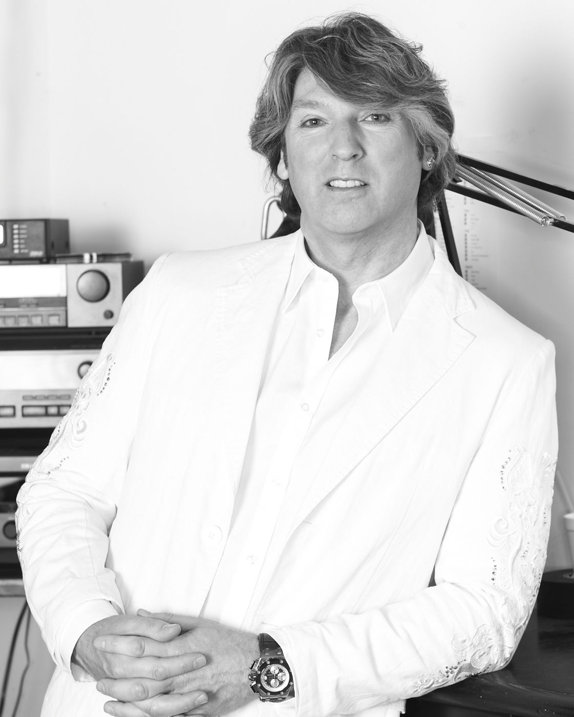 Photo of Michael Blakey (music producer): English record producer