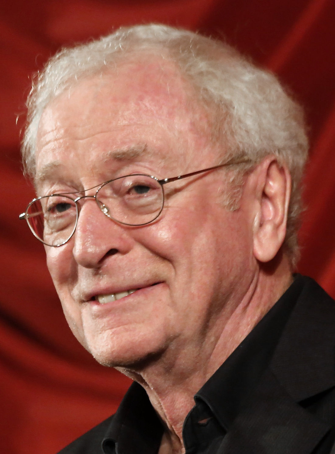 Photo of Michael Caine: English actor and author