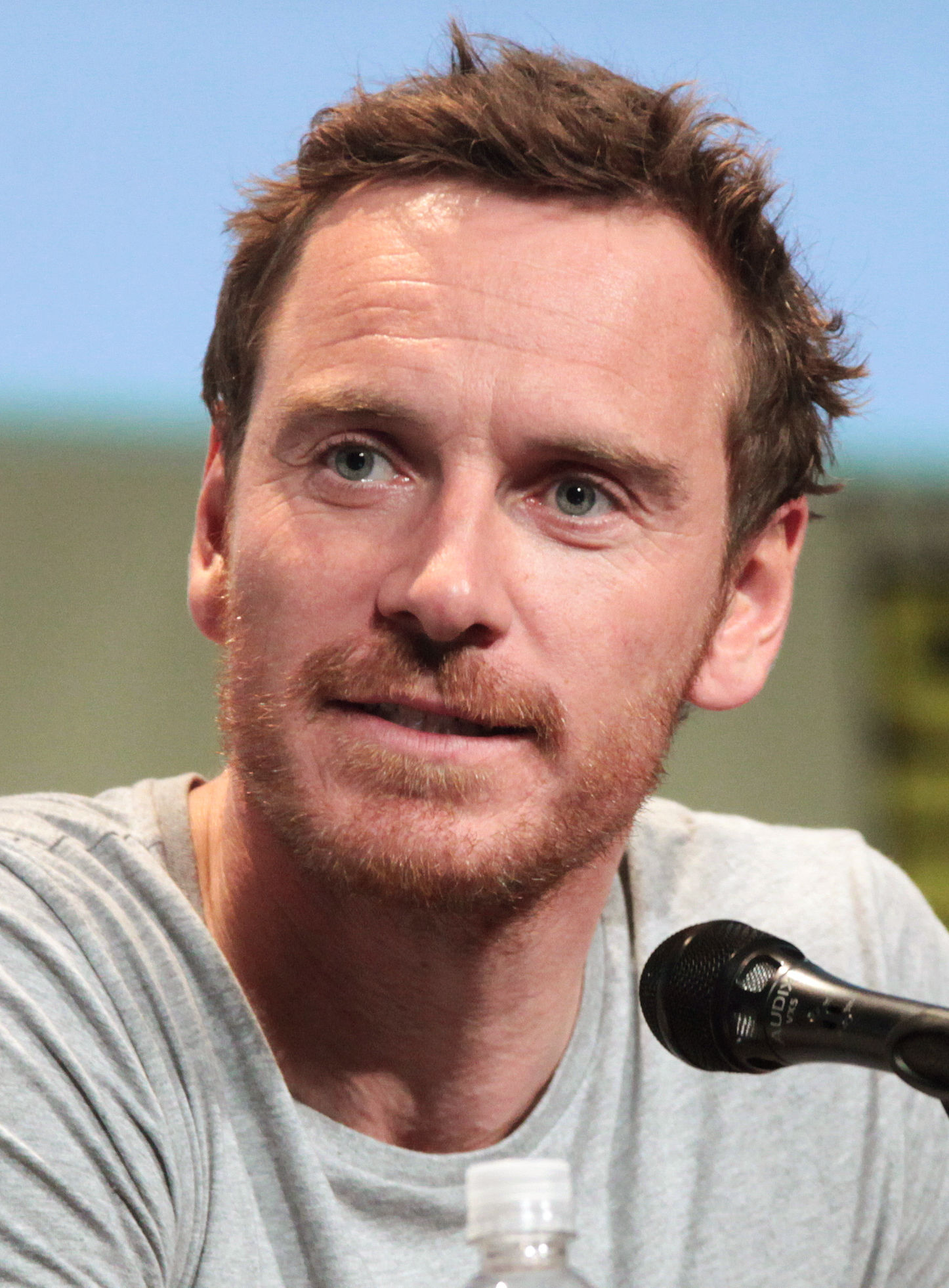 Photo of Michael Fassbender: Irish-German actor and producer