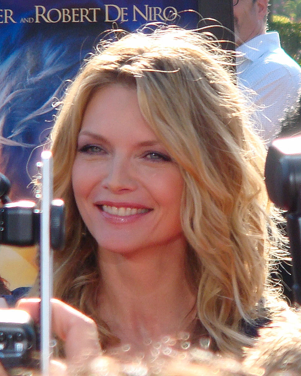 Photo of Michelle Pfeiffer: American actress