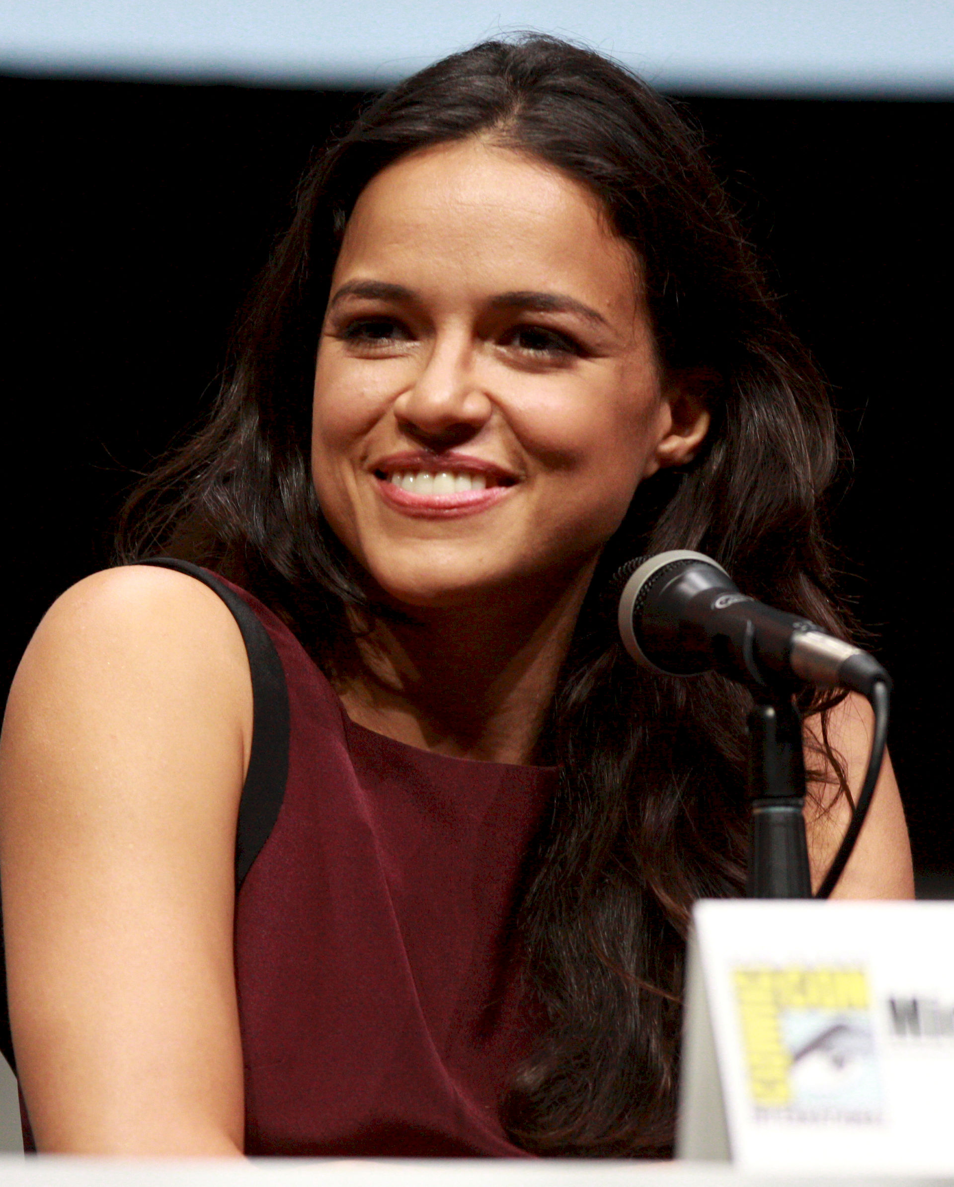 Photo of Michelle Rodriguez: American actress, screenwriter, and DJ