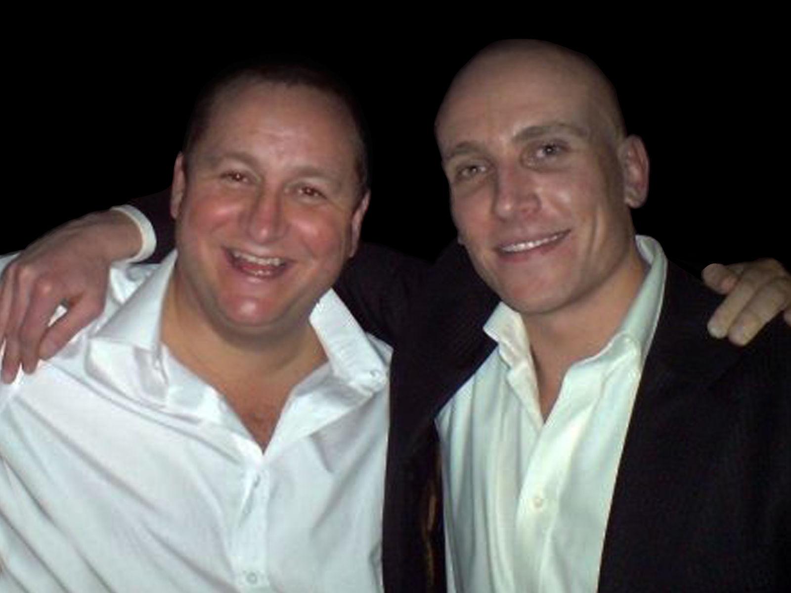 Photo of Mike Ashley (businessman): English billionaire retail entrepreneur/sporting goods market/owner of Newcastle United