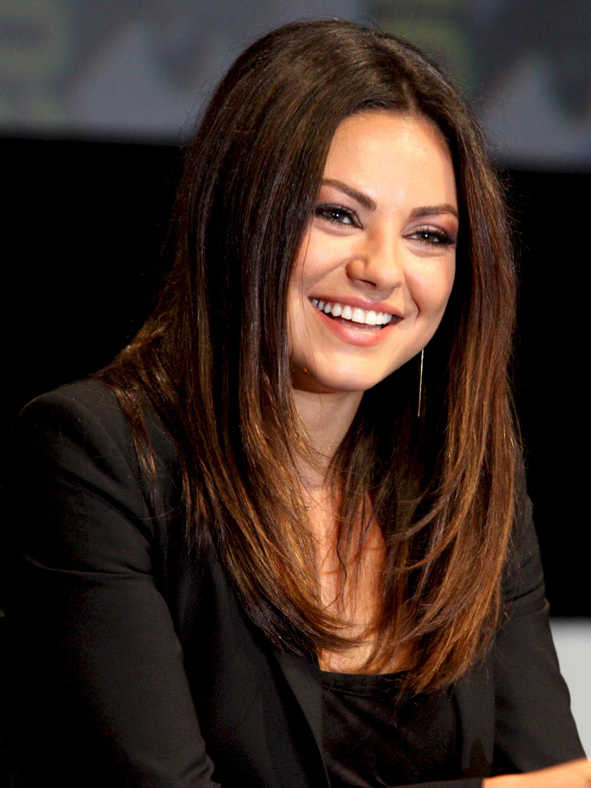 Photo of Mila Kunis: American actress