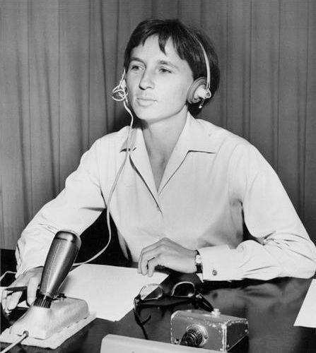 Photo of Milka Babović: Croatian sportswoman and journalist