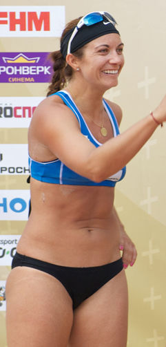 Photo of Misty May-Treanor: American Beach volleyball player