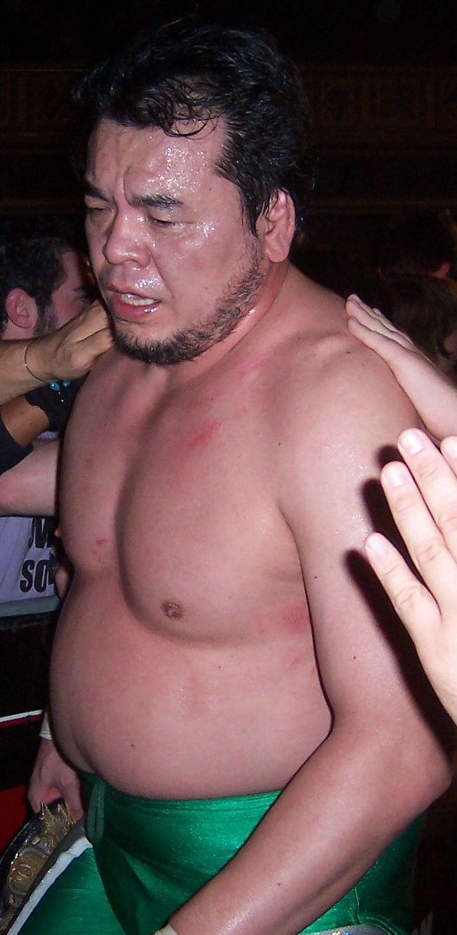 Photo of Mitsuharu Misawa: Professional wrestler