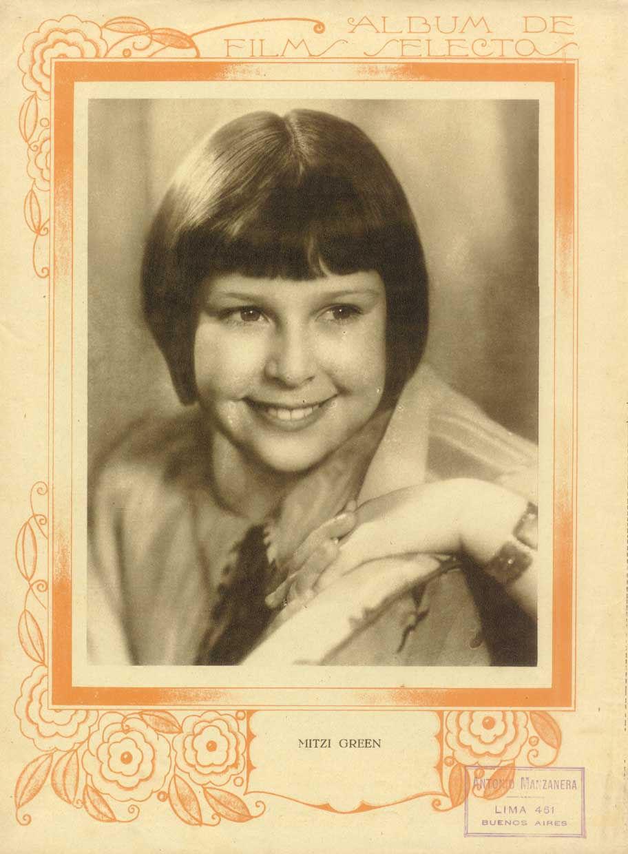 Photo of Mitzi Green: American actress