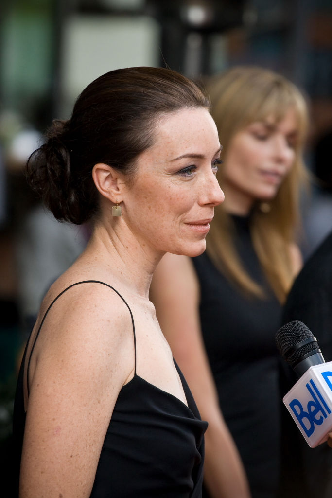 Photo of Molly Parker: Actress