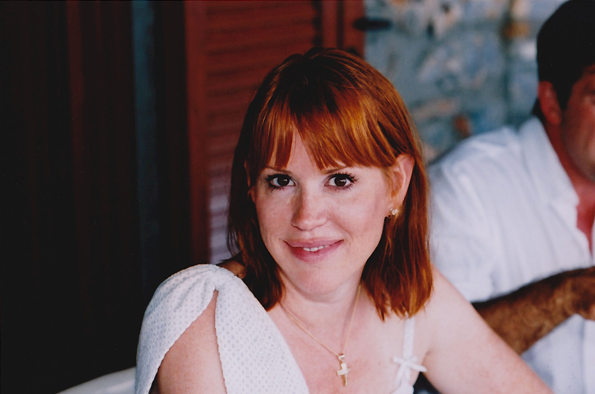 Photo of Molly Ringwald: American actress, singer, dancer, and author