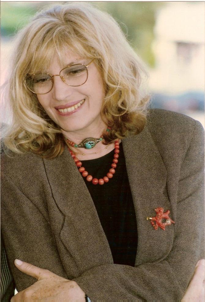 Photo of Monica Vitti: Italian actress