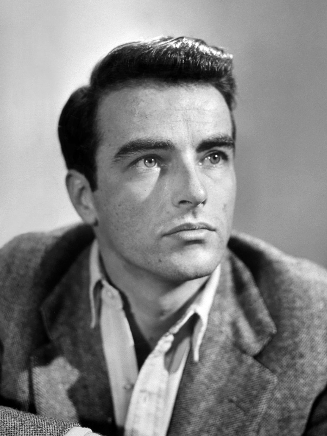 Photo of Montgomery Clift: American actor