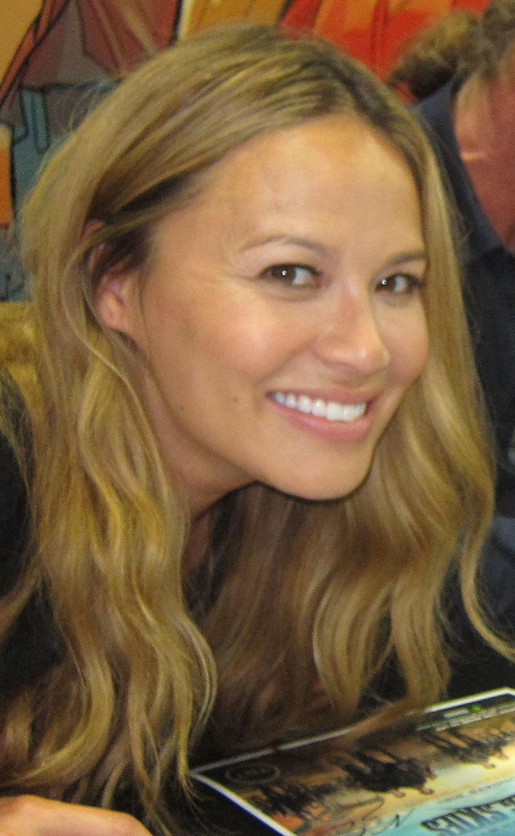 Photo of Moon Bloodgood: American actress